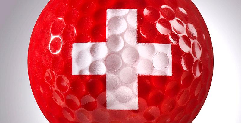 Schweizer magball (Deko)