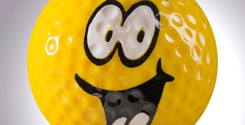 Lachender magball 2 (Deko)