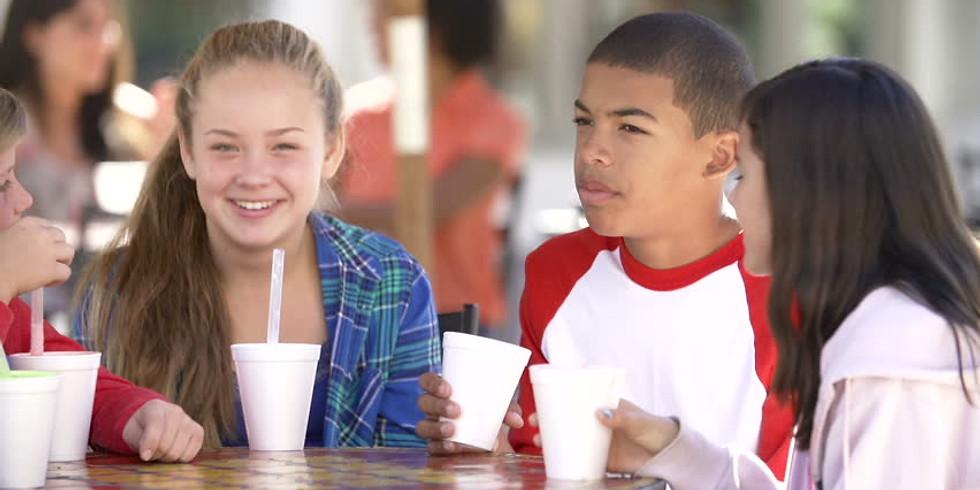 Table Etiquette II - Middle School