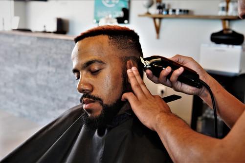 Fade @ Barber Club