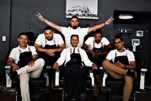 Paarl Barber Club Team