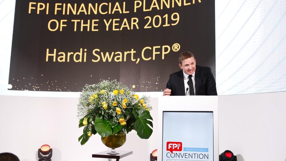 Our Managing Director receives prestigious award