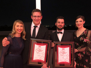 Autus represented at prestigious financial planner of the year awards