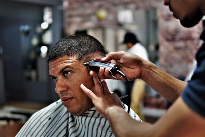 Clipper cut at Barber Club
