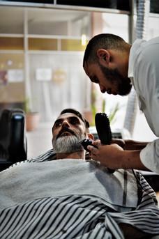 Gents Cut at Barber Club