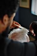 Pensioners Cut @ Barber Club