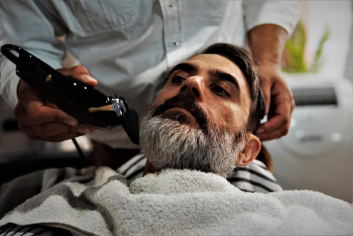 Beard Trim at Barber Club