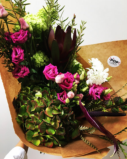 Large Seasonal Delivery Bouquet