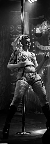 Burlesque at The Big Red