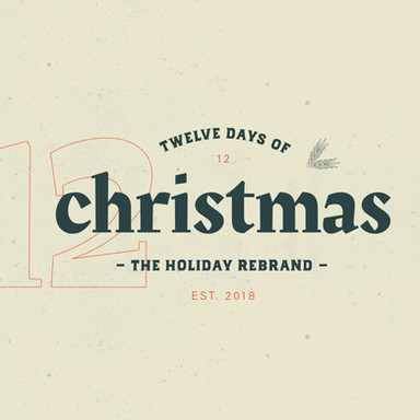 HOLIDAY REBRAND