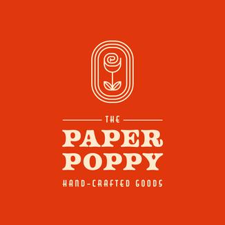 THE PAPER POPPY BRANDING