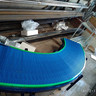 Spiral Curve Modular Belt Conveyor