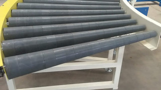 Curve Conveyor with Taper Rollers .jpg