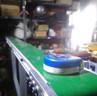 Flat Belt Conveyor for Press Machine Par