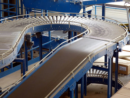 Conveyors & Rollers By Excel Conveyors