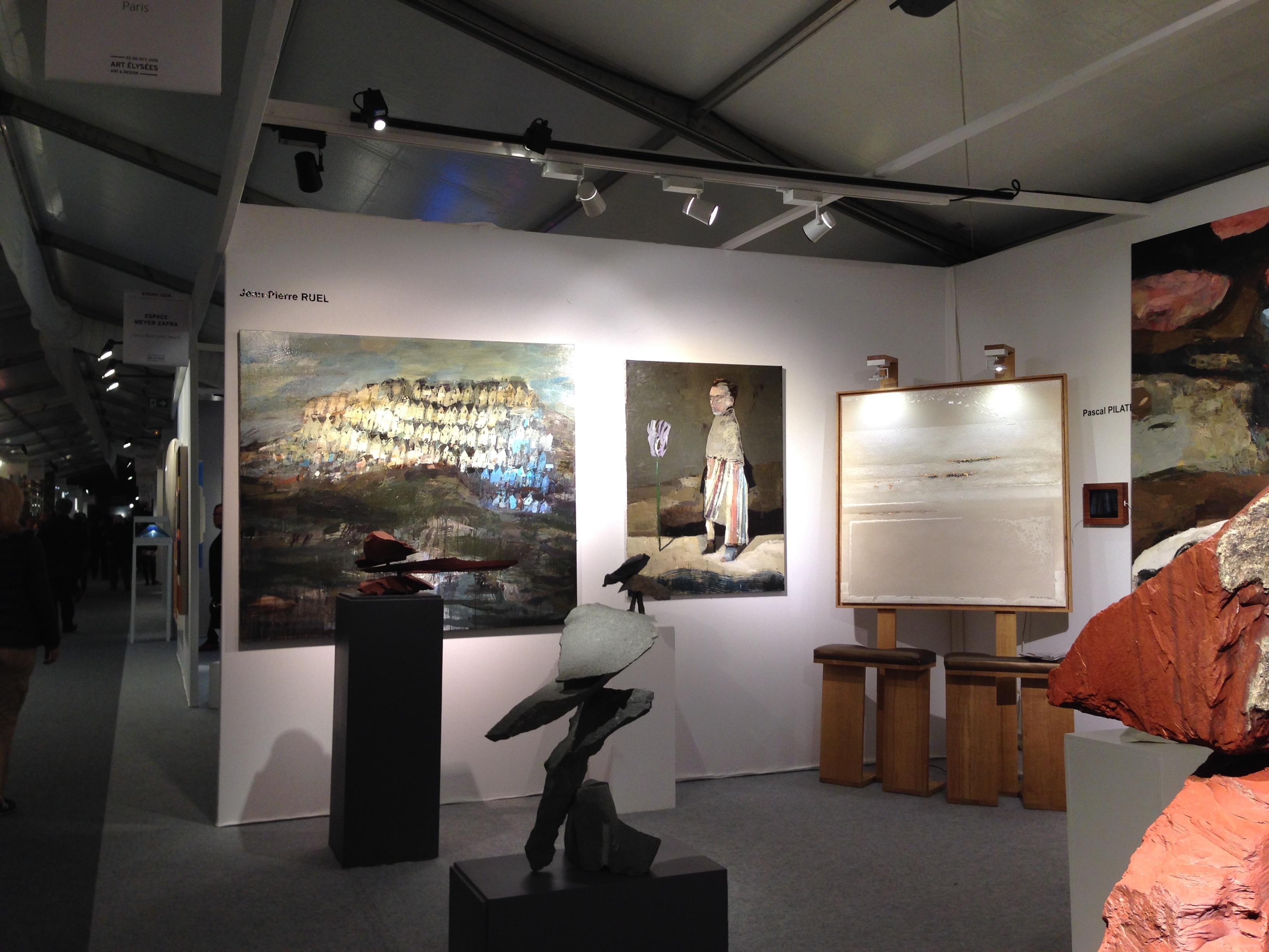 Stand Art Elysées 2015