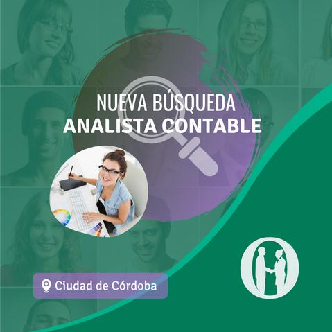 Analista Contable