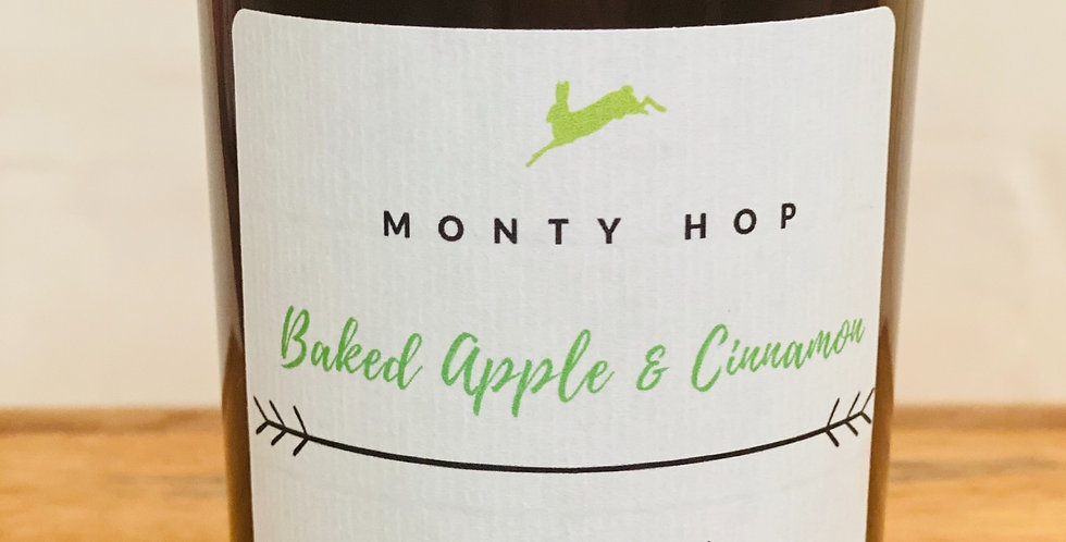 Baked Apple and Cinnamon 20cl Soy Candle