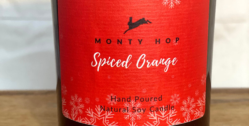 Spiced Orange 20cl Soy Candle