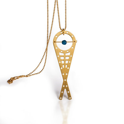 Arch Fish Necklace
