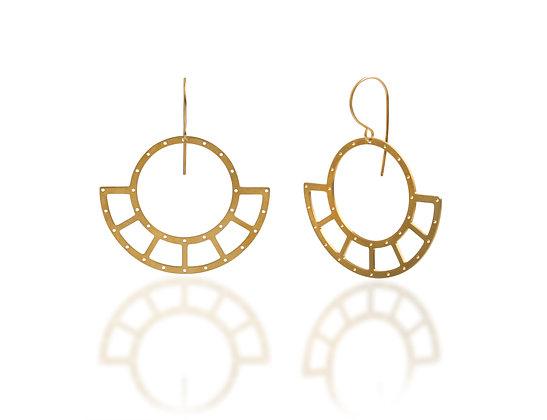 Bauhaus 2 Earrings