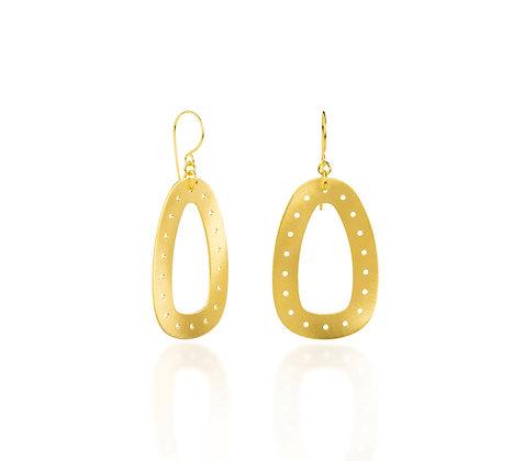 Gherkin Earrings