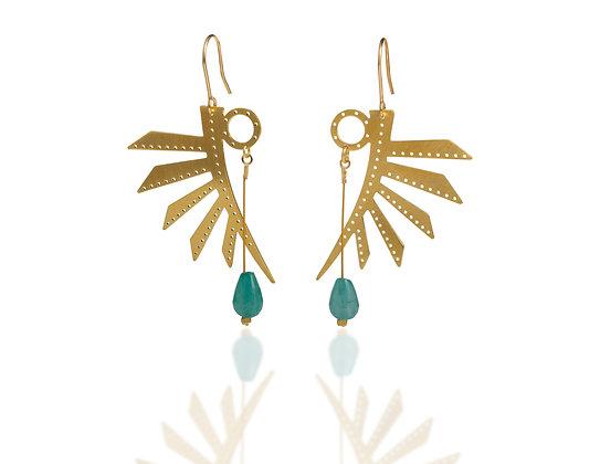 Paradise Birds Earrings