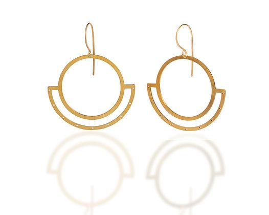 Bauhaus 1 Earrings