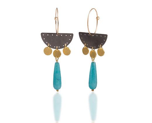 Cycladic Lady Earrings