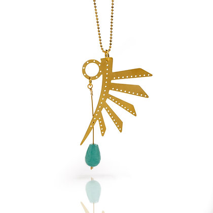 Paradise Birds Necklace