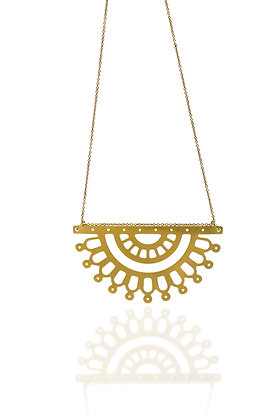 Morocco Necklace