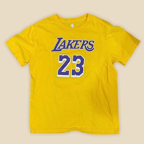 NBA Genuine Lebron James #23 Merchandise T-shirt