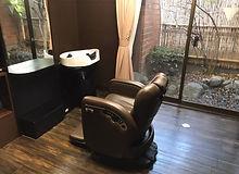 Akasaka nico barbershop private room