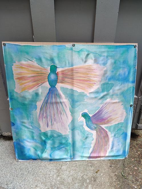 Pañuelo de Ana Cristina Portillo Domecq