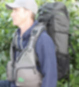 Revamp Gear front pack paired with high sierra tokopah pack