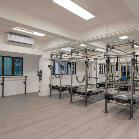 New kid in town: SELF Fitness Studio
