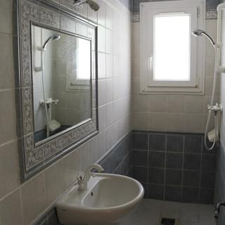 Beautiful shower room in Provence escape, La Jassine, in the Luberon