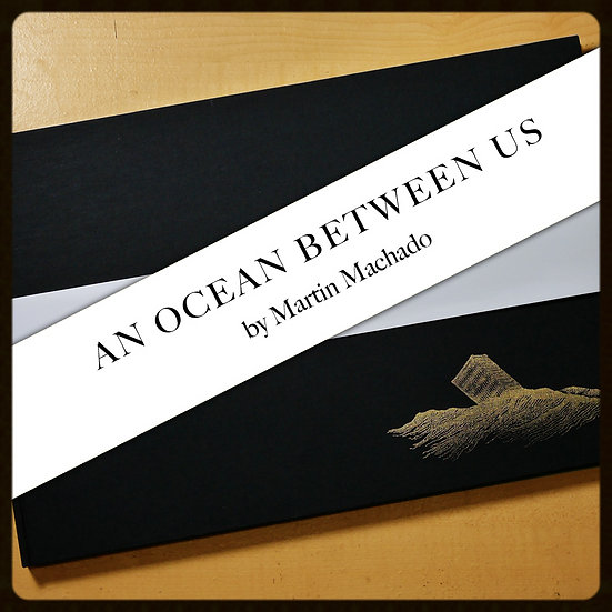 An Ocean Between Us - SOLD OUT