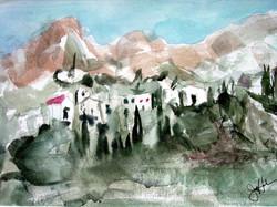 Naxos Hillside