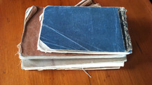 My grandfather's Notebooks