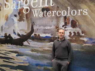 John Singer Sargent at the MFA