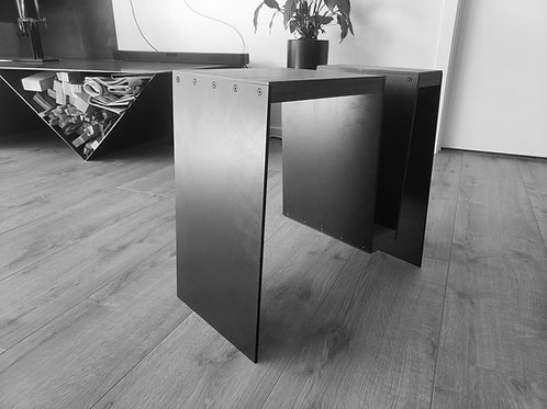 Herald side table