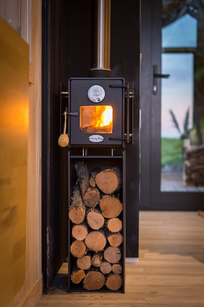 Handcrafted Wood Burners or indoor Chimneys