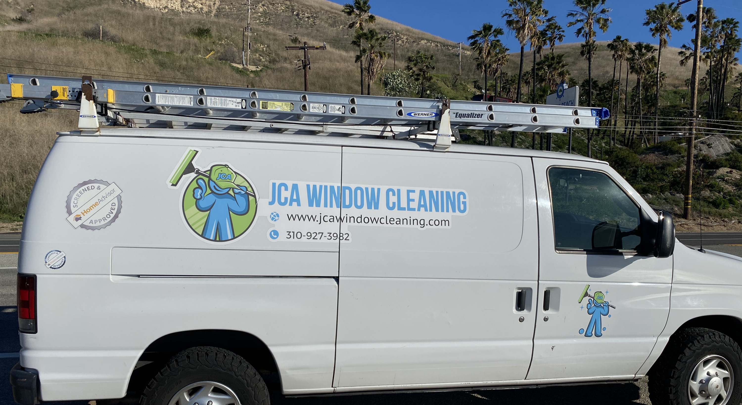 JCA Window Cleaning