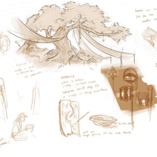 First sketches.png