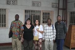 _67. Goma (RDC) staff ONG VIS & Cité des