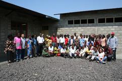 _70. Goma (RDC) giornata finale formazio