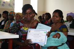 _69. Goma (RDC) Consegna diplomi formazi