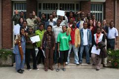 _79. Addis Abeba (Etiopia) Formazione VI