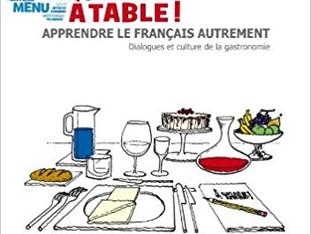 A TABLE ! Le Français de la Gastronomie, cours de Dora Tauzin à l'Académie du Vin de Tokyo avec